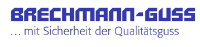 Brechmann Guss Logo