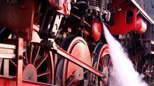Bauteile aus Sphäroguss sind seit 70 Jahren vielfältig im Bahnbereich eingesetzt als Sicherheitsbauteile