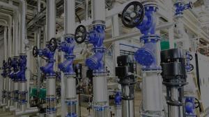 Bauteile aus Grauguss und aus Sphäroguss sind weltweit in der Chemieindsutrie und der Ölförderung eingesetzt als Sicherheitsbauteile