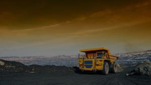 Mechanisch hochbelastete Bauteile aus Gusseisen im Bergbau als Tagebaufahrzeug in kleinen Stückzahlen.