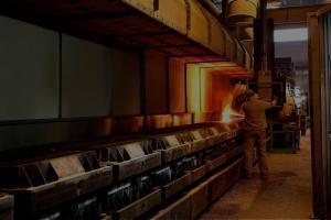 kleine Maschinenformerei fertigt Bauteile aus Gusseisen bis 30 kg Stückgewicht.