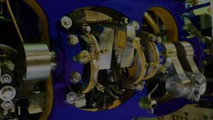 Sicherheitsbauteile im Motorenbau aus ADI-Sphäroguss bis zu 100 kg Stückgewicht.