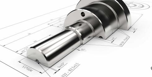 In Kontrolle und QS werden Messmittel gemäß Prüfplan überwacht, um im Zeichnungsabgleich die Vorgaben des Kunden einzuhalten.