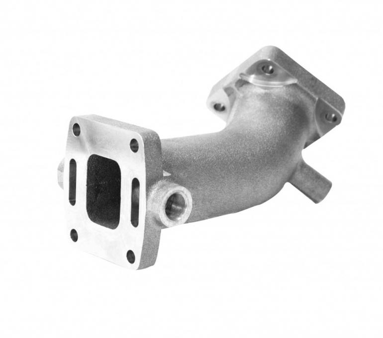 Temperaturbelastung am Motor eines Schiffsdiesel in der Abgasrückführung durch SiMo gelöst.