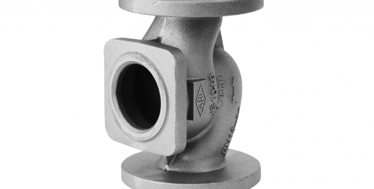 valve and fitting are made of ductile iron for more than 70 years in shipping industry, in water supply and various applications as safety parts.